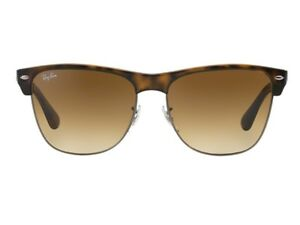 2e33222472f47 Image is loading New-RAY-BAN-Sunglasses-CLUBMASTER-OVERSIZED-RB-4175-