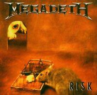 Megadeth - Risk [new Cd] on Sale