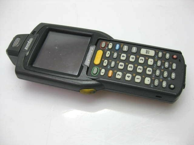 Motorola Symbol Mc3070 Handheld Wireless Barcode Scanner Pn Mc3070