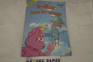 BD-LE-VILLAGE-DANS-LES-NUAGES-N-1-1983