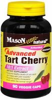 Mason Natural Advanced Tart Cherry 10:1 Veggie Caps 60 Ea