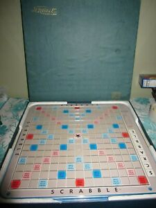 Vintage 1976 Deluxe Edition Scrabble Turntable Board Game ...