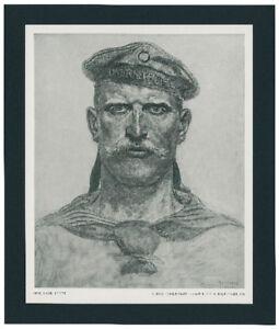 Ferdinand-Spiegel-Kaiserliche-Marine-Flandern-U-Boot-Krieg-Steuermannsmaat-1918