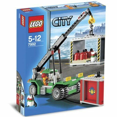 LEGO City 7992 - Containerstapler