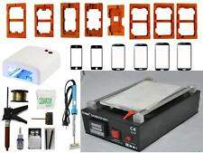 Vacuum LCD Separator Machine Kit with Accessories (Max 7 inch screen)