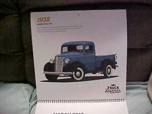 "15/"" CHEVROLET 1950/'s PICKUP CHEVY TRUCK EMBOSSED METAL PERPETUAL CALENDAR SIGN!"