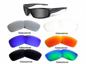 874ec4f5b1e Image is loading Galaxy-Replacement-Lenses-For-Oakley-Ten-X-Sunglasses-