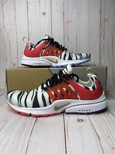 Nike Air Presto South Korea 2020 Red