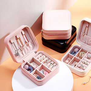 Earring-Ring-Jewelry-Display-Storage-Box-Case-Organizer-Flannel-Tray-Holder-2020