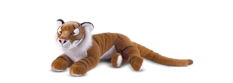 Plsch & company 05790 peluche tigre sheba l.70 cm tiger
