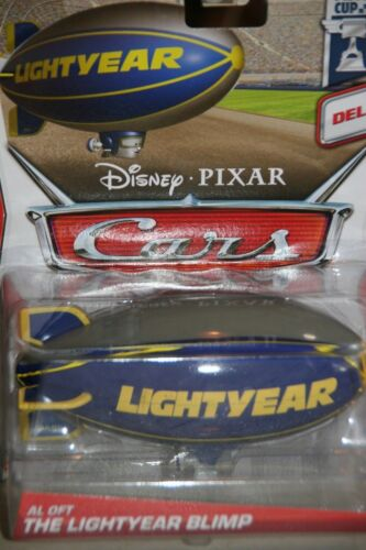 """SHIP WORLDWIDE DELUXE DISNEY PIXAR CARS  /""""THE LIGHTYEAR BLIMP/""""  NEW IN PACKAGE"""