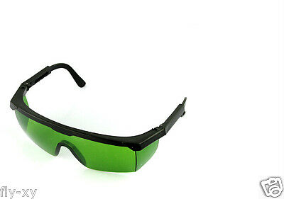 Protective Goggles for Violet/Blue 200-450/800-2000nm Laser Safety Glasses