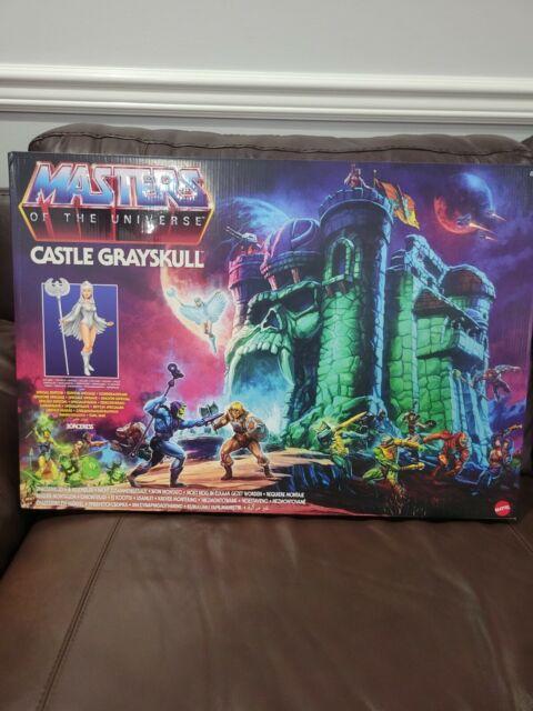 Masters of The Universe Origins Castle Grayskull Playset NEW 2021 GXP44 MOTU