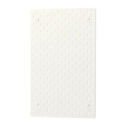 New Pegboard SKÅDIS White,available in 2 sizes,36x56 cm,76x56 cm