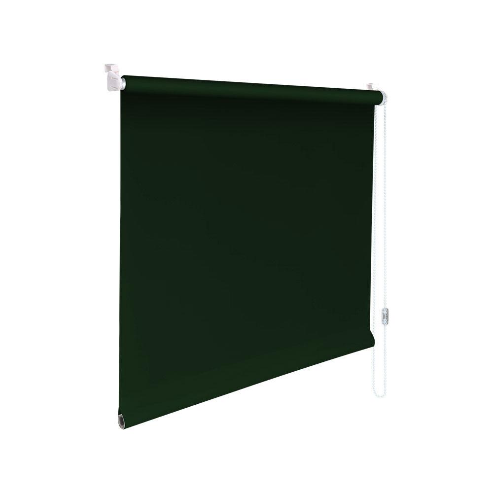 Minirollo Klemmfix Sichtschutz-Rollo - Höhe 150 cm dunkelgrün  | Sale Online Shop  | Günstige Bestellung  | New Product 2019