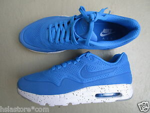 Details zu Nike Air Max 1 Ultra Moire 45 Photo BluePhoto Blue White
