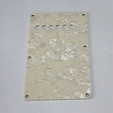 Pearloid Strat Guitar Trem Cover 6 String,3PLY Cavity Cover Back Plate
