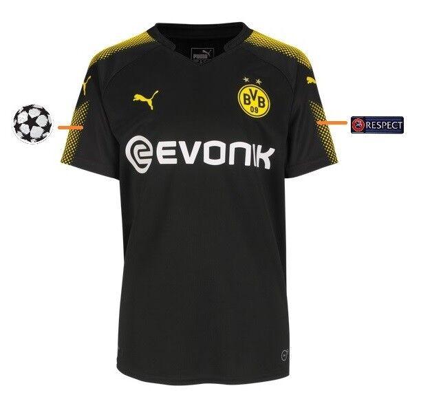 Trikot Puma Borussia Dortmund 2017-2018 Away UCL  BVB Champions League