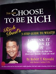 Rich Dad Book Series