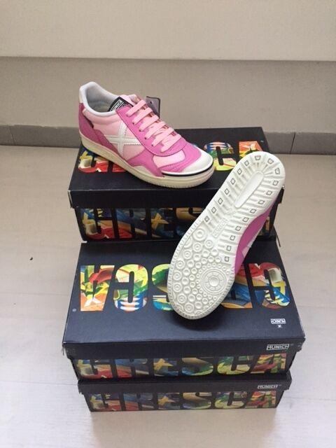 M24 MUNICH GRESCA Schuhe  SchuheTTE CALCETTO INDOOR SALA FUTSAL SCARPINI Damens