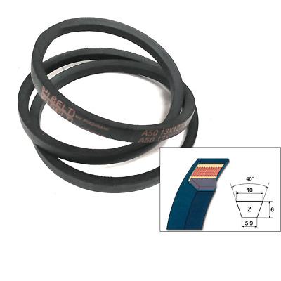 Cinghia trapezoidale Z 20.5 10x6x520 mm