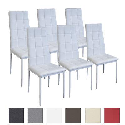 schwarz Esszimmerstuhl Küchenstuhl Stuhl Stühle 4 x Esszimmerstühle RIMINI