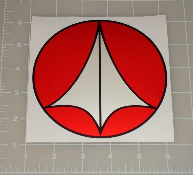 Macross Robotech Skull Squadron Roundel Logo Emblem Insignia Sticker Decal Sheet