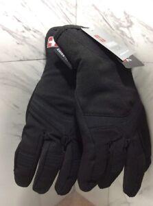 Swiss Tech 3M Insulated Boys Black Blue Winter Ski Gloves S-M L-XL Waterproof