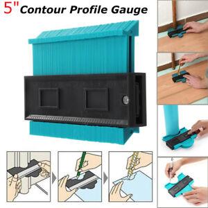 5-034-Kunststoff-konturlehre-Schneidfuehrung-Contour-Gauge-Guide-Messwerkzeuge-DE