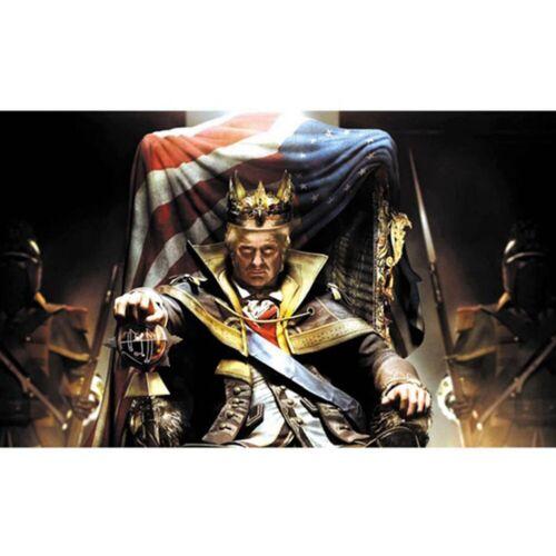 Donald Trump Flag BAZOOKA 3x5 Foot Digital Print Banner New Flags #ZX