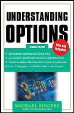 Understanding Options 2E by Michael Sincere (2014, Paperback)