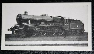 LMS-Jubilee-Class-6P-4-6-0-Amethys-Steam-Engine-Locomotive-Photo-Card