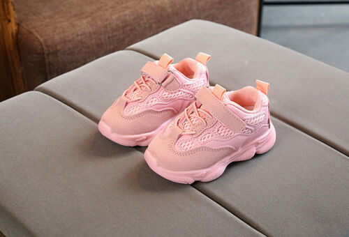 LE Children Sneaker Boys Girls Mesh Shoes Breathable Running Shoes Casual Shoes