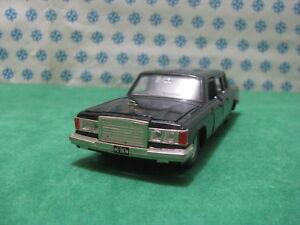 Vintage-ZIL-115-Limousine-1-43-Zil-USSR-CCCP-Saratov