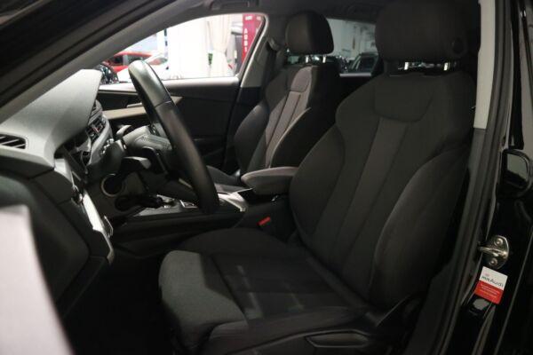 Audi A4 3,0 TDi 218 Sport Avant S-tr. billede 11