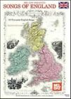 Songs of England by Silverman Jerry 9781562221096