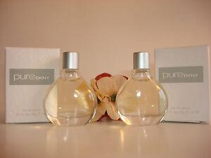 Dkny Pure Verbena 2pcseau De Parfum 024floz7ml Splash Miniature