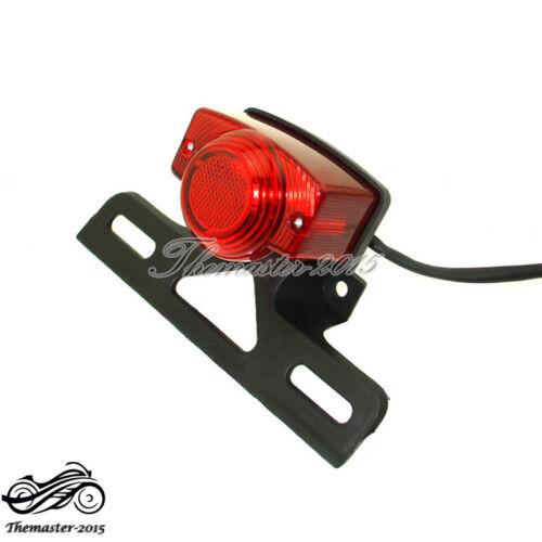 12 Volt Tail light For Honda Z50 Z 50 Z50JZ Replace OEM Rare 33701-181-921