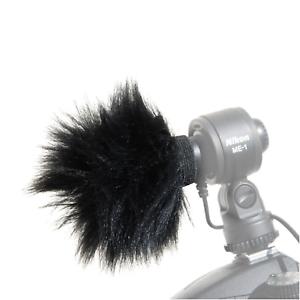 Gutmann Mikrofon Windschutz Für Universal Camcorder Handycam Cameras & Photo Video Production & Editing