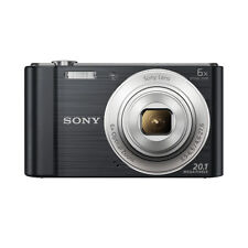 Sony Cyber-shot DSC-W810 20.1 Megapixels Digital Camera - Black