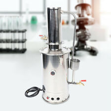 5l Lab Water Distiller Pure Water 304 Stainless Steel Still Filter Water Device