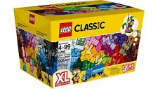 LEGO Creative Building Basket 10705 Brick Box with 1000 Pieces Big Brickset Sets