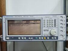 Rohde Amp Schwarz Smiq03b Signal Generator 300khz 33ghz