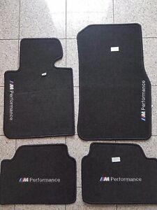 Fußmatten hinten 3er E46 Coupé Lim Touring Original BMW Satz Gummimatten