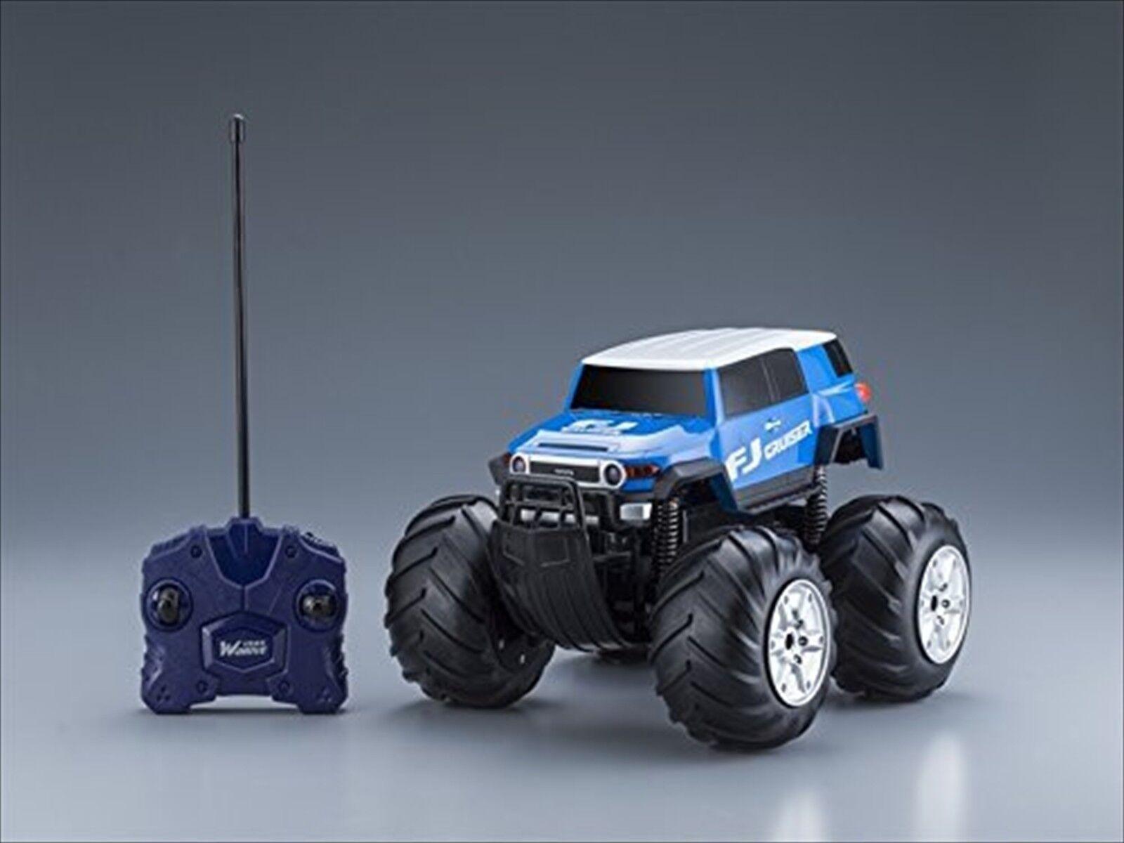 Ccp - radio auto r   c w-drive toyota fj cruiser metallic - blau