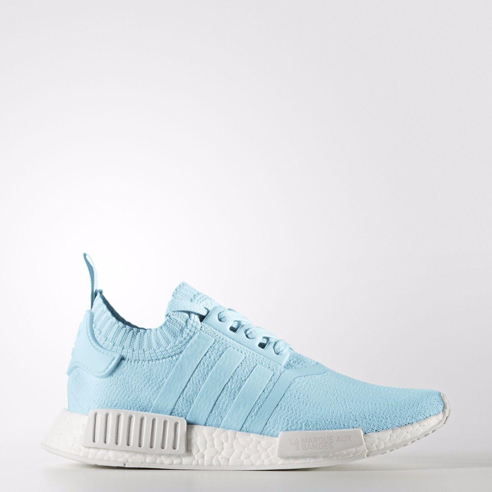 Adidas Originals NMD R1 primeknit mujeres Casual Zapatos azul by8763 hombres cómodos zapatos nuevos para hombres by8763 y mujeres, el limitado tiempo de descuento 090b53