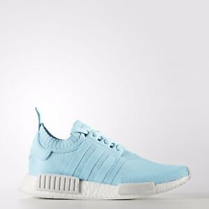 40d3e7ab7 Image is loading adidas-Originals-NMD-R1-Primeknit-Women-Casual-Shoes-