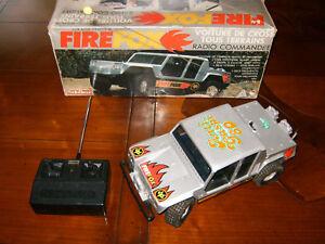 Actif Firefox Radio Elecon Shinsei Rc Lamborghini Lm Cross Grey Ref 1602 1/14 Vintage