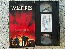 John Carpenter's Vampires James Woods VHS Video Tape