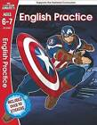 Captain America: English Practice, Ages 6-7 by Scholastic (Paperback, 2016)